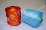 汇隆200d半光微网涤纶低弹丝