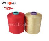 中高档针织品用有色低弹丝 涤纶DTY色丝-涤纶丝