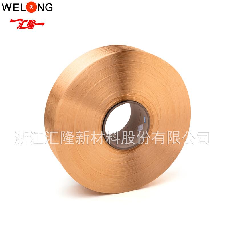 户外用品用有色涤纶丝 涤纶FDY色丝-100D/48F